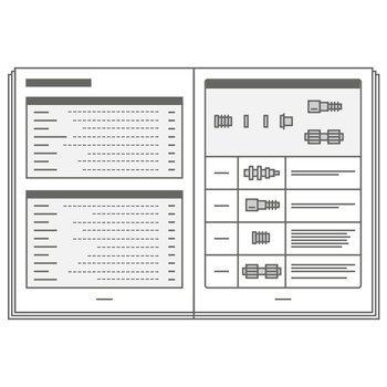 Instructions Art Print