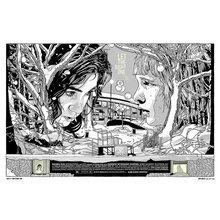 Tyler Stout - Let The Right Oner In (Glow In The Dark)