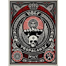 """Obey Giant """"Eagle Mountain"""" Signed Screen Print"""