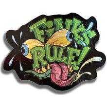 """Bruce Gossett """"Finks Rule"""""""