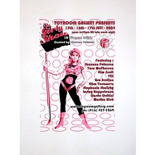"""Toyroom """"The Girly Show"""" Show Poster"""