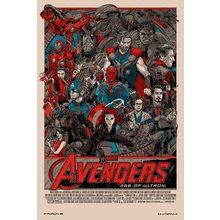 Styler Stout - Avengers: Age Of Ultron