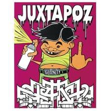 "Mike Giant - Juxtapoz ""Fuck You"""
