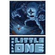 """Mr. Glaubitz """"Darkstar: Into The Unknown -Hello Little One"""""""