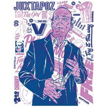 """Morning Breath - Juxtapoz """"Try It This Way"""""""