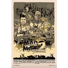 """Tyler Stout - The Road Warrior """"Mad Max 2"""""""
