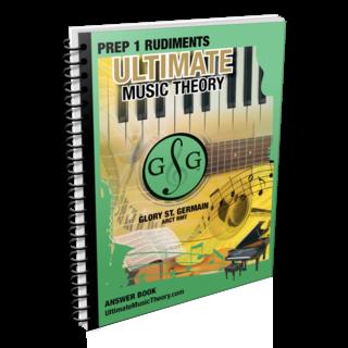 Prep 1 Rudiments Answer Book Download