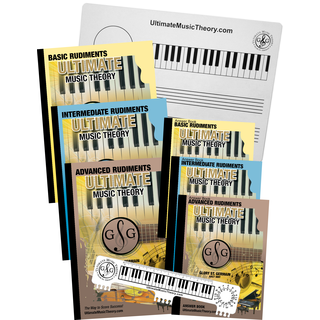 The Music Theory Pack Kit