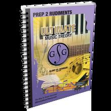 Prep 2 Theory Workbook