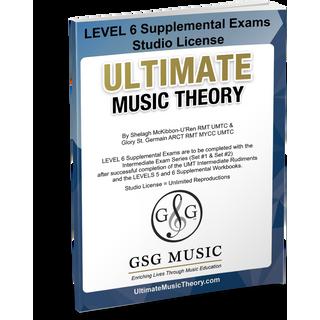 LEVEL 6 Supplemental Exams Download