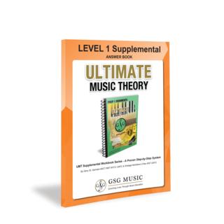 UMT LEVEL 1 Supplemental Answer Book