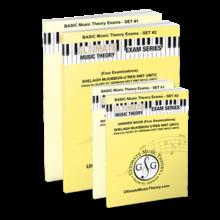 Basic Exam Pack Set 1 & 2