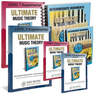 Intermediate Supplemental Pack + Answer Books