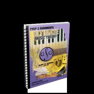 Prep 2 Answer Book