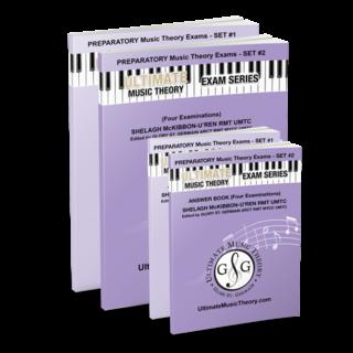 Preparatory Exam Pack Set 1 & 2