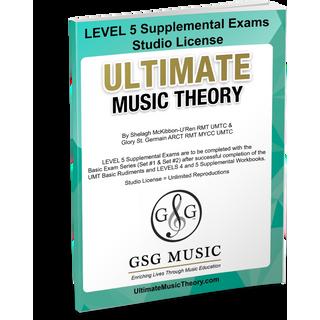 LEVEL 5 Supplemental Exams Download