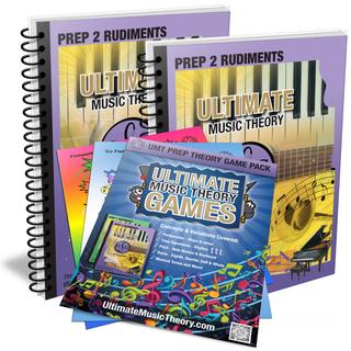 2 PREP 2 Workbooks & Game Pack Reg. $99.99 SALE $59.99