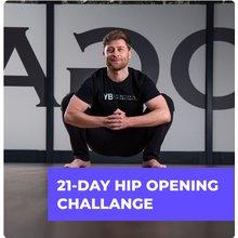 21-Day 'Hip Opening' Challenge   8 - 28 November 2021