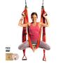 yoga trapeze orange with free dvd tutorials