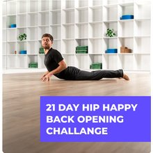 21-Day 'Happy Back' Challenge | 10 - 30 January 2022